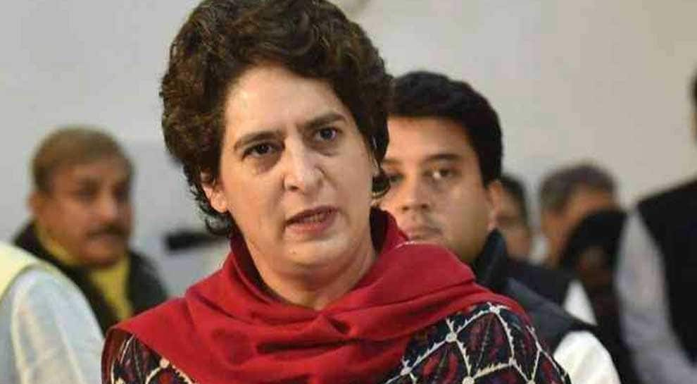 Priyanka Gandhi security breach: Surprised at easy entry, says visitor Sharda Tyagi