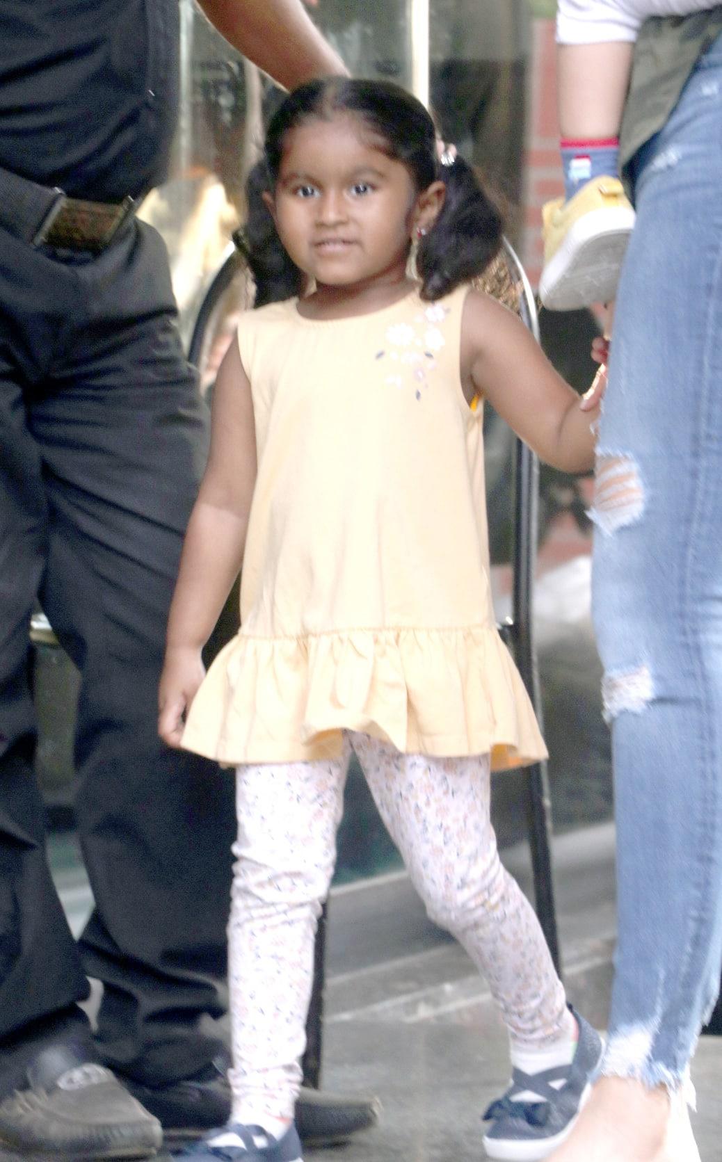 Sunny Leone's daughter Nisha