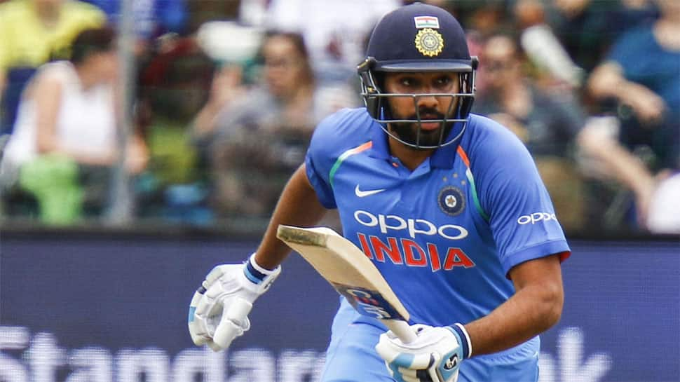 Rohit Sharma needs one more six to join Chris Gayle, Shahid Afridi in elite list