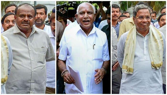 Karnataka bypolls: 60% voter turnout as BJP keeps its fingers crossed