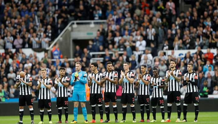 Premier League: Newcastle dig deep for victory against Sheffield United