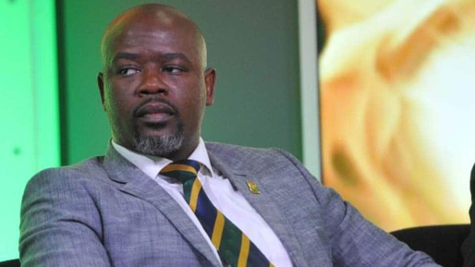 Cricket South Africa suspends CEO Thabang Moroe for alleged misconduct