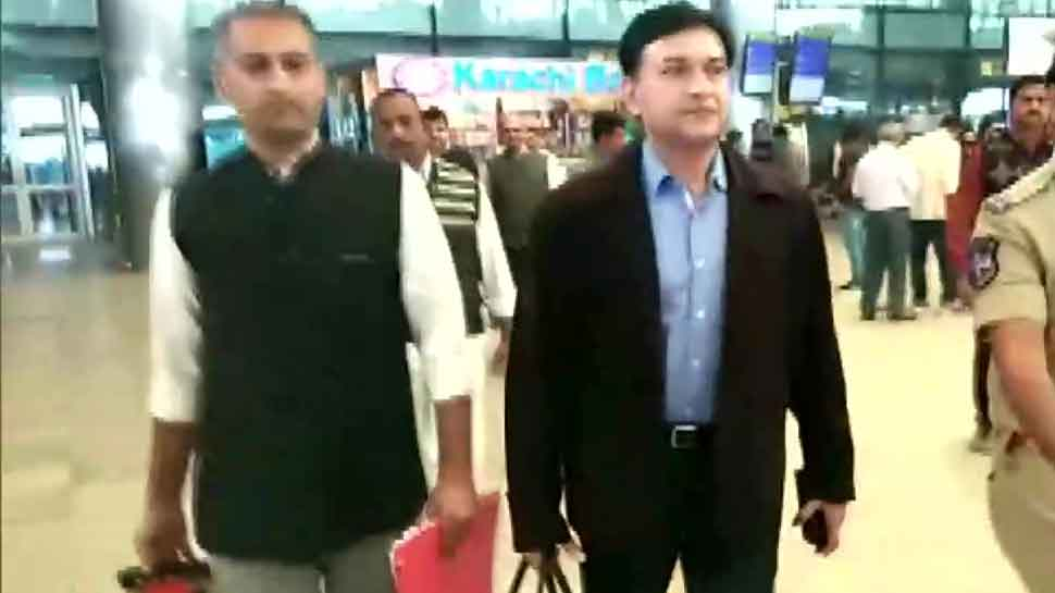 NHRC fact-finding team arrives in Hyderabad to probe encounter of veterinarian rape and murder accused