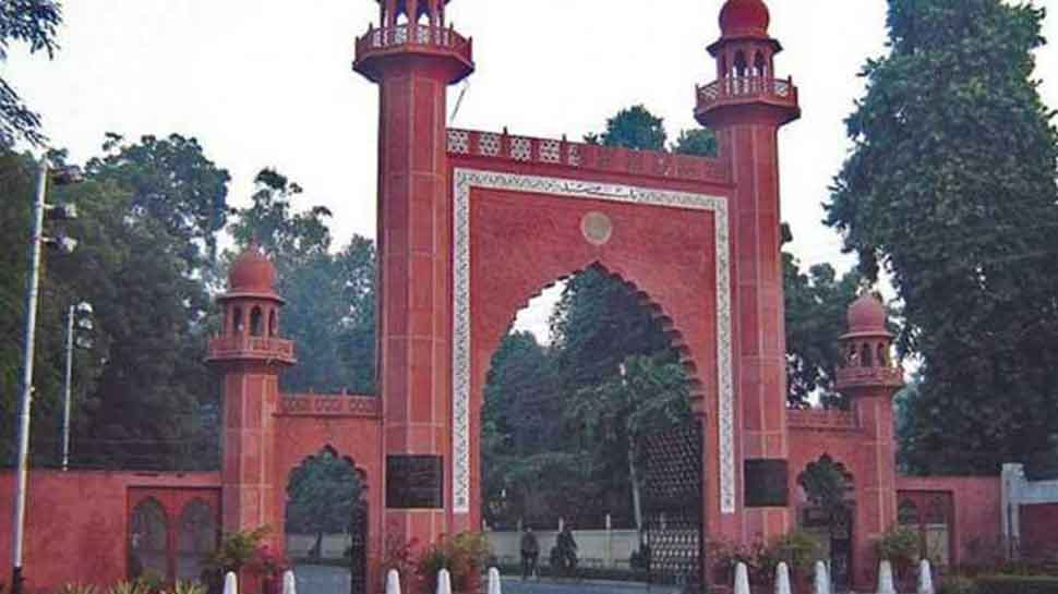 Two Aligarh Muslim University students booked for questionable post on Babri demolition