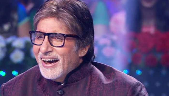 Amitabh Bachchan pens foreword for Roopkumar Rathod's photo book