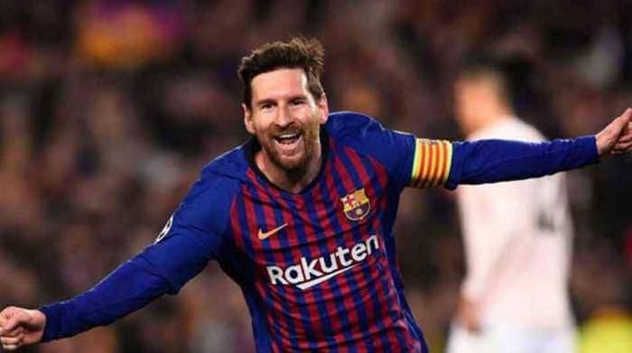 La Liga: Lionel Messi nets sublime hat-trick as Barcelona rout Mallorca