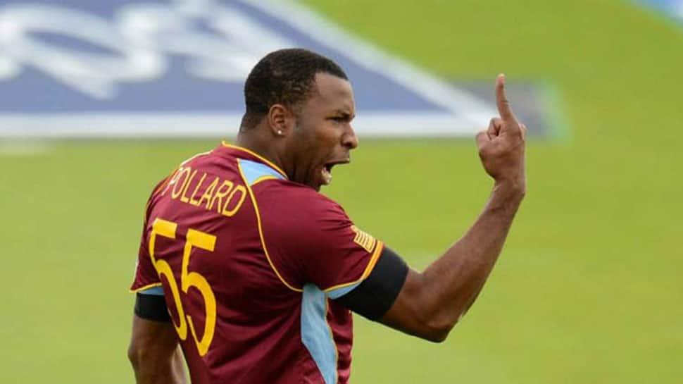West Indies' Kieron Pollard just 10 runs away from 1,000 T20I runs