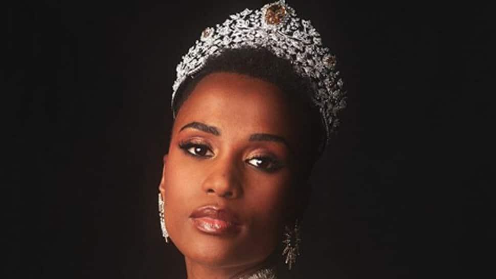 Zozibini Tunzi from Africa wins Miss Universe 2019 title