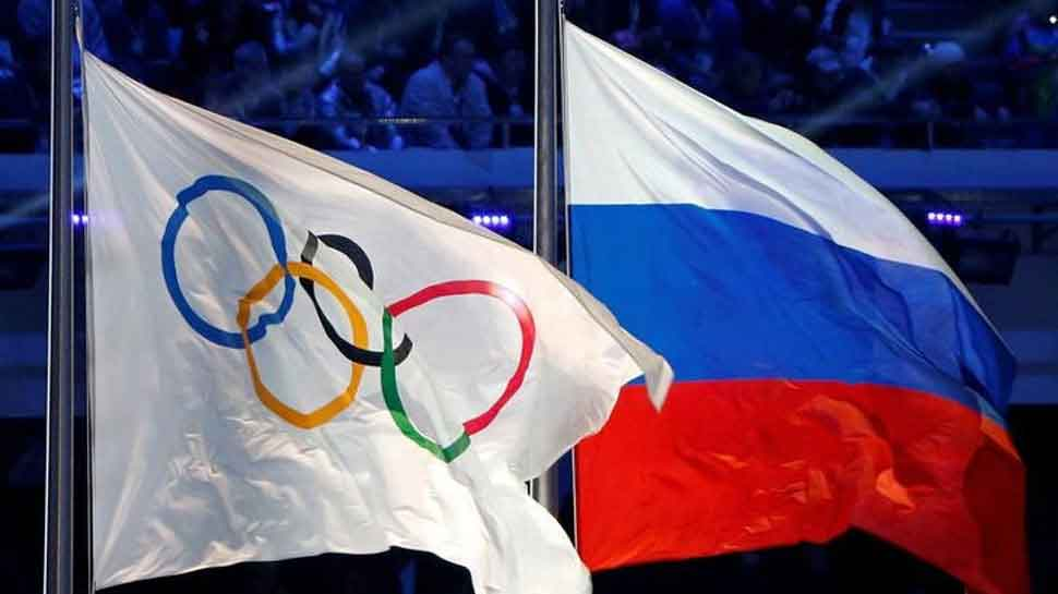Russia banned from international sports, including 2020 Olympics, for four years over doping scandal