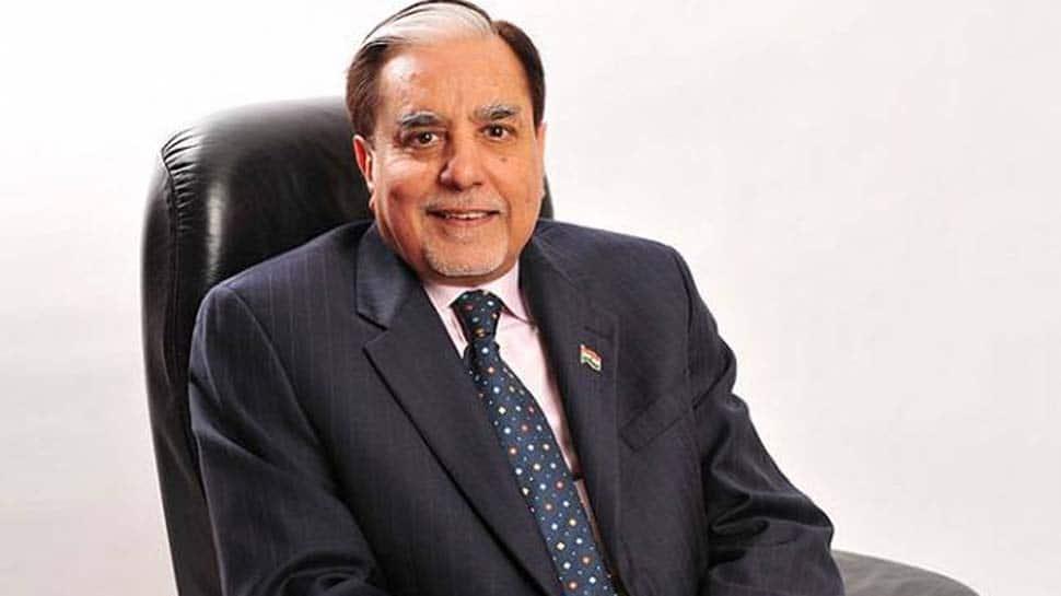 Rajya Sabha MP Dr Subhash Chandra flays Pak PM's remark on Citizenship Amendment Bill