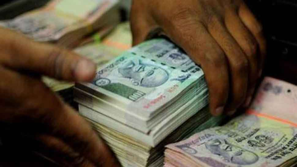 Centre says no official estimate of the amount of black money in India