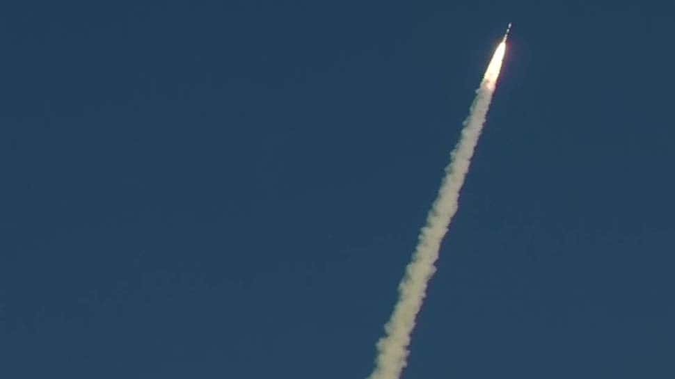 ISRO launches radar imaging earth observation satellite RISAT-2BR1 and nine customer satellites by PSLV-C48