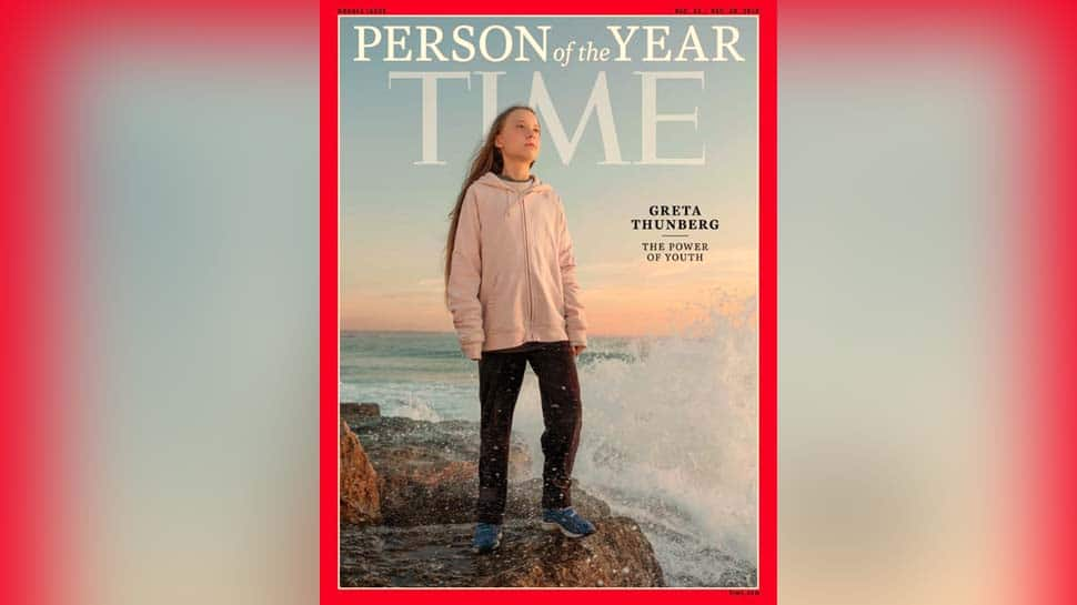 Climate activist Greta Thunberg is Time's Person of the Year