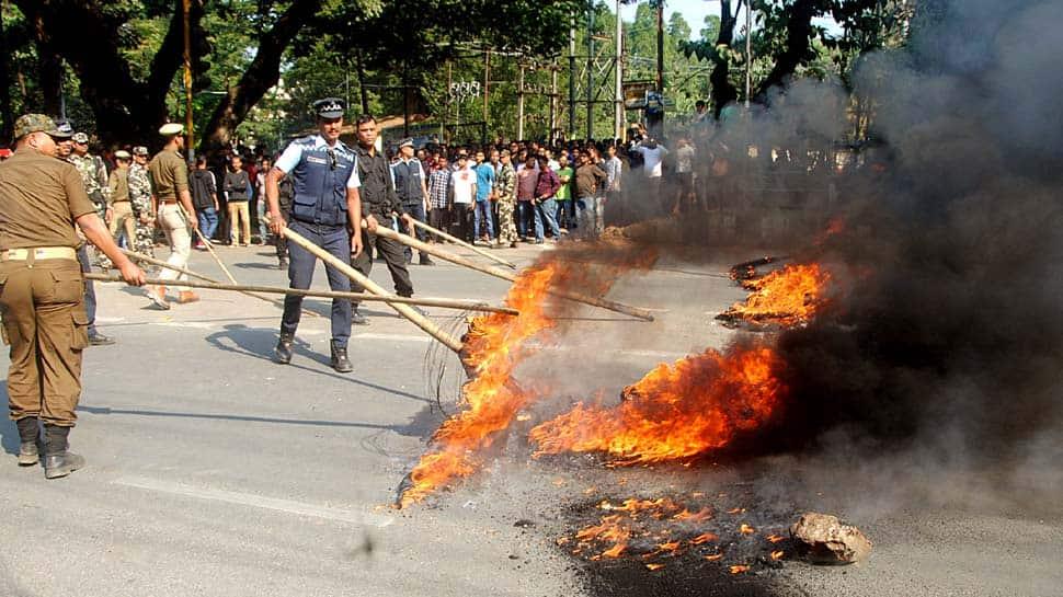 Citizenship Amendment Bill protests: Indefinite curfew imposed in Assam's Guwahati, Dibrugarh; ULFA calls for shutdown in state on Thursday
