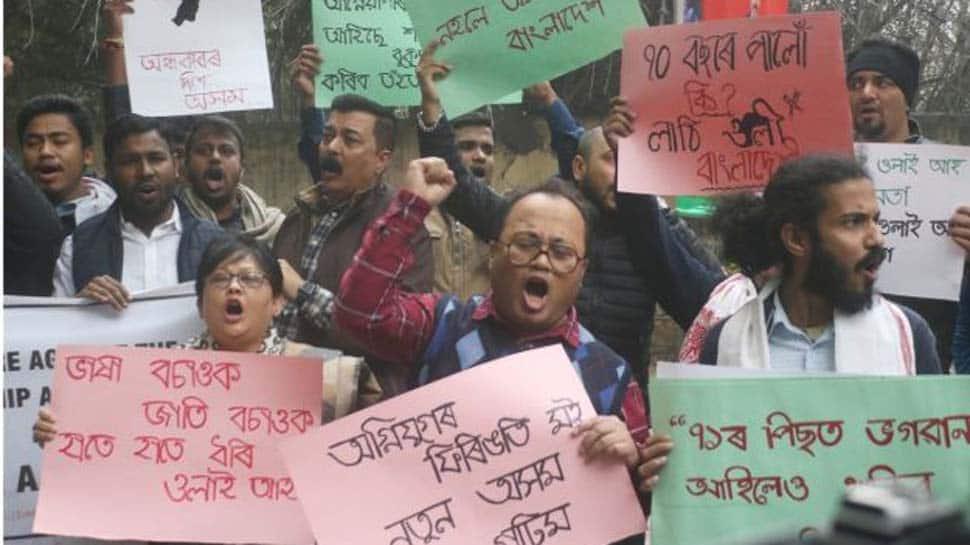 Assam remains on edge as protests against Citizenship Amendment Bill turn violent