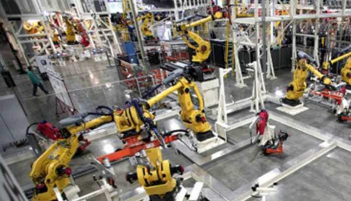 October industrial output contracts 3.8%
