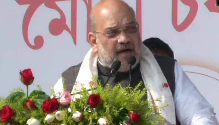 Amit Shah cancels Shillong visit amid protests against Citizenship Act