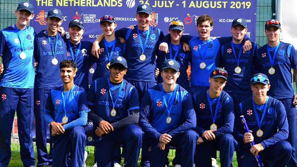 Scotland announce squad for ICC Under-19 World Cup 2020