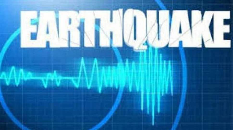 4.8 magnitude earthquake hits Maharashtra's Palghar district
