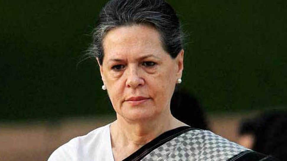 Time has come for 'struggle' if we want to save country: Sonia Gandhi at Bharat Bachchao rally