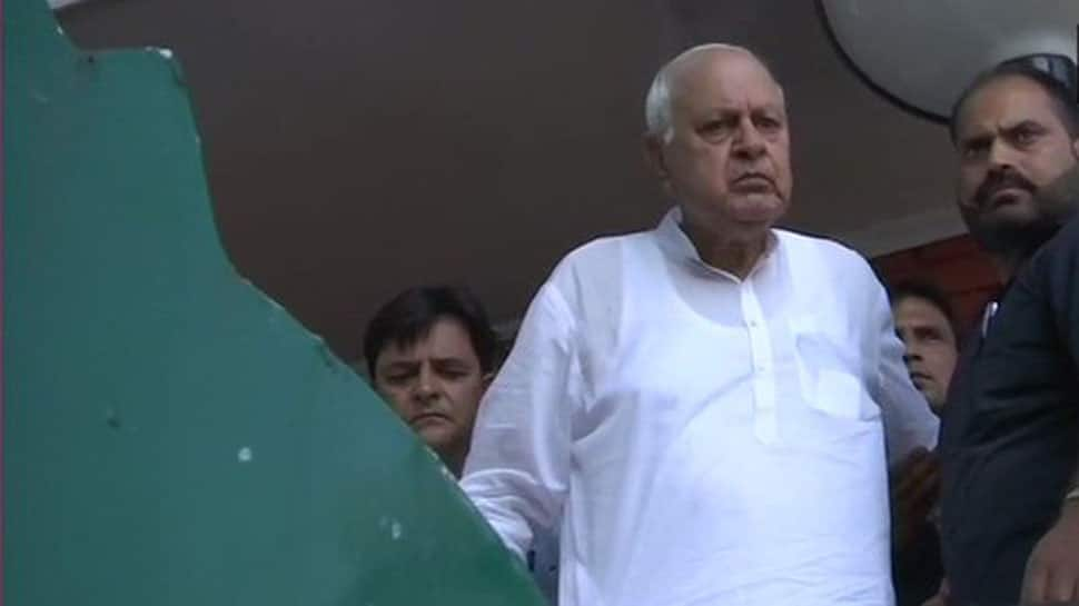 National Conference leader Farooq Abdullah's detention under Public Safety Act in Jammu and Kashmir extended by 3 months