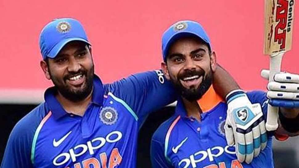 Virat Kohli, Rohit Sharma rivalry moves into ODIs with start of Windies series