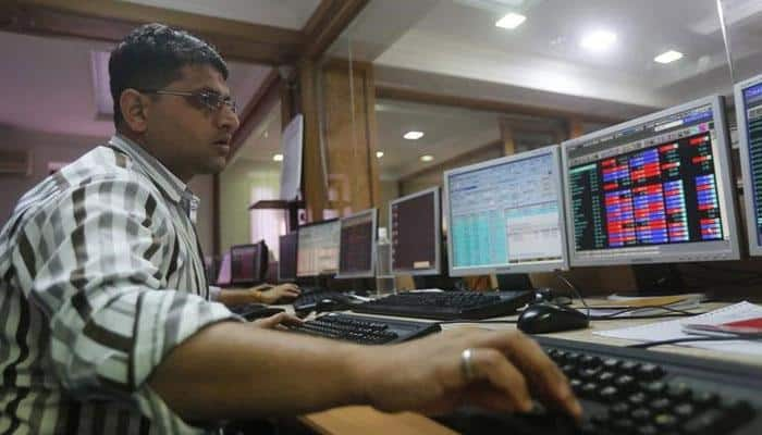 Sensex opens 102.46 points up, Nifty above 12,100; PSU Banks, Metal stocks lead
