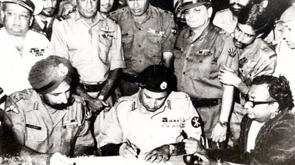 Vijay Diwas: Nation celebrates victory of India over Pakistan in 1971 war