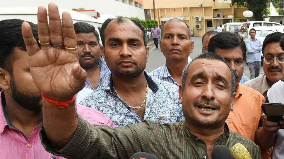 Kuldeep Singh Sengar, former Uttar Pradesh BJP MLA, convicted of raping minor girl in Unnao