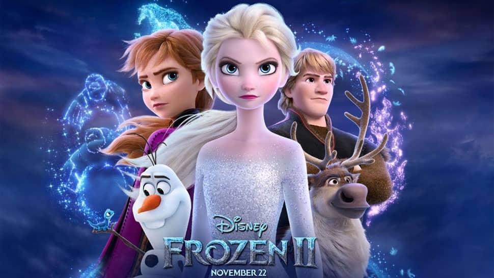 'Frozen 2' crosses $1 billion mark at global box office