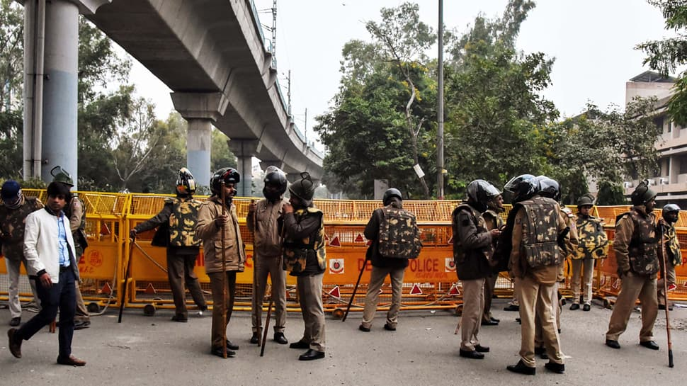 No bullet fired by Delhi Police during protests against Citizenship Amendment Act at Jamia: MHA sources