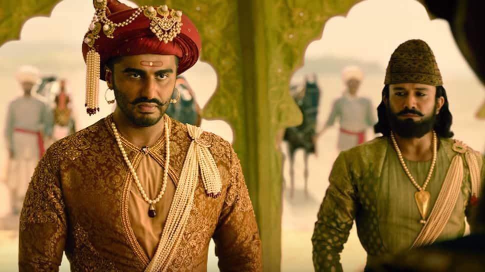 Arjun Kapoor-Kriti Sanon's 'Panipat' fails to impress fans – Check Box Office report