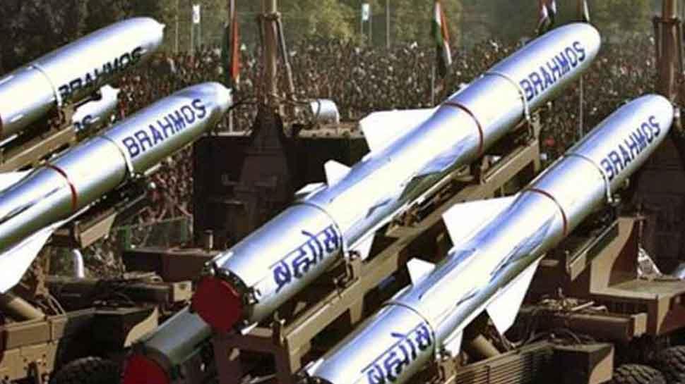 BrahMos missile successfully test-fired off Odisha coast