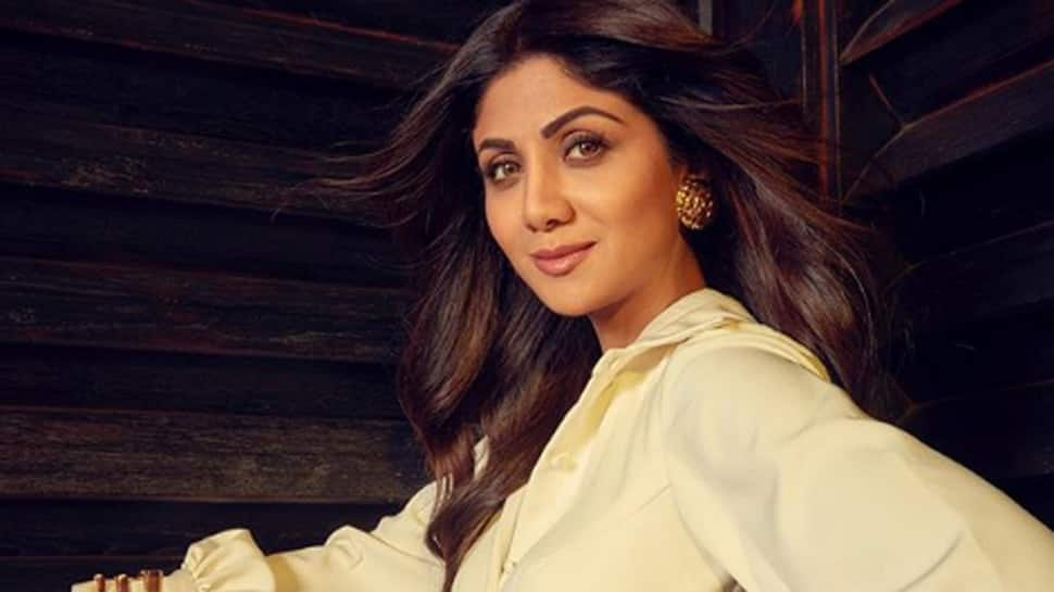 Shilpa Shetty returns to silver screen with 'Nikamma'