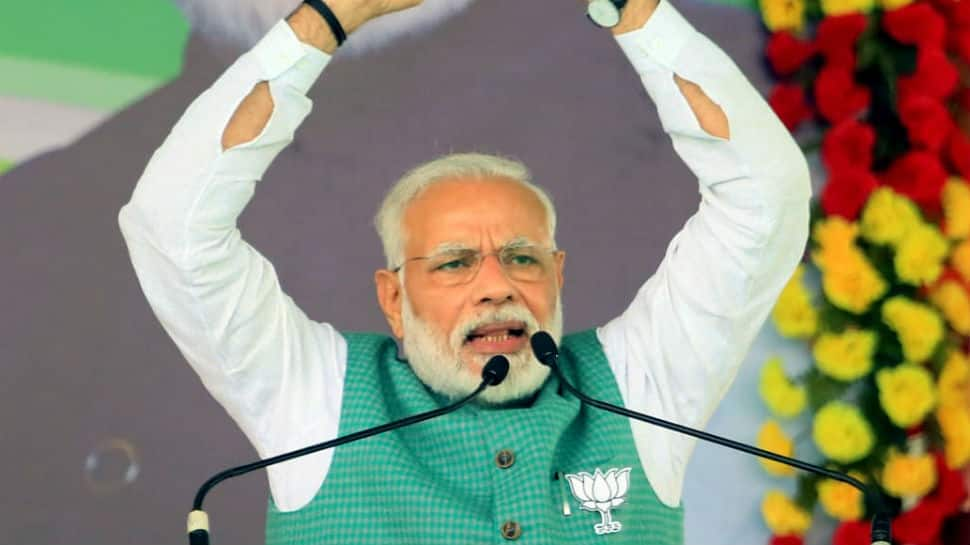 PM Modi's Ramlila rally a likely target of Pakistan-based terror groups: Sources