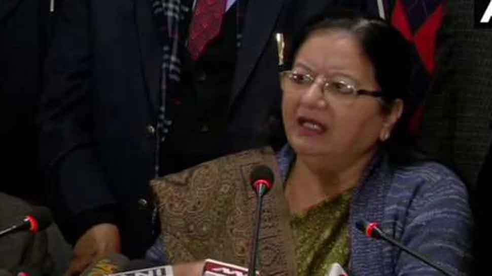 Jamia Vice Chancellor Najma Akhtar urges students to stay away from rumours