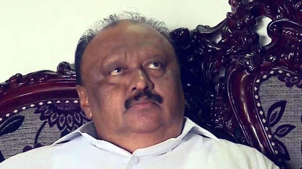 Ex Kerala Minister Thomas Chandy dead