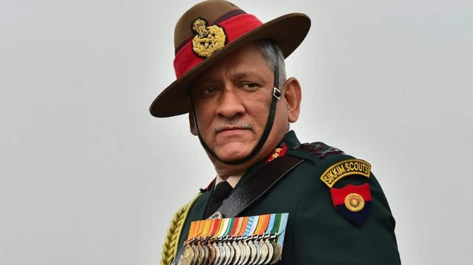 India, China managed boundary issues post-Wuhan summit: Army Chief General Bipin Rawat