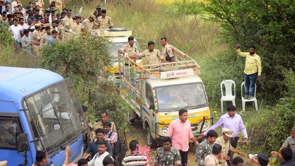 Hyderabad veterinarian rape-murder: Telangana High Court orders re-postmortem of bodies of accused