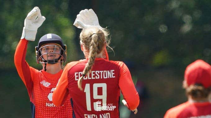 ICC Women's T20I rankings: Sophie Ecclestone, Amy Jones achieve career-high spots