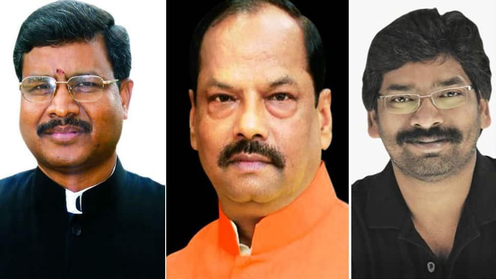 Jharkhand assembly results 2019: Raghubar Das, Hemant Soren, Babulal Marandi, the key players