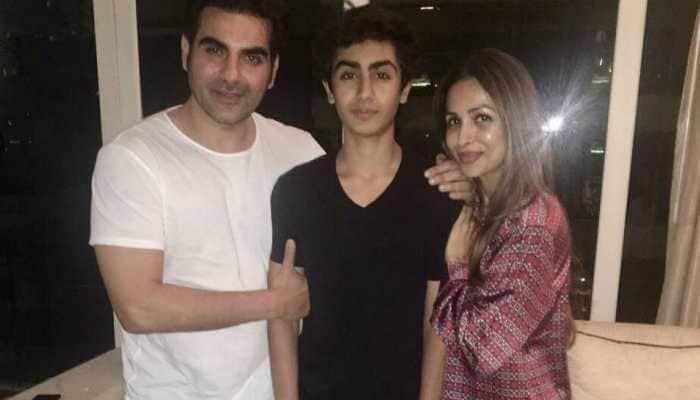 Arbaaz Khan reveals how son Arhaan dealt with his parents' divorce