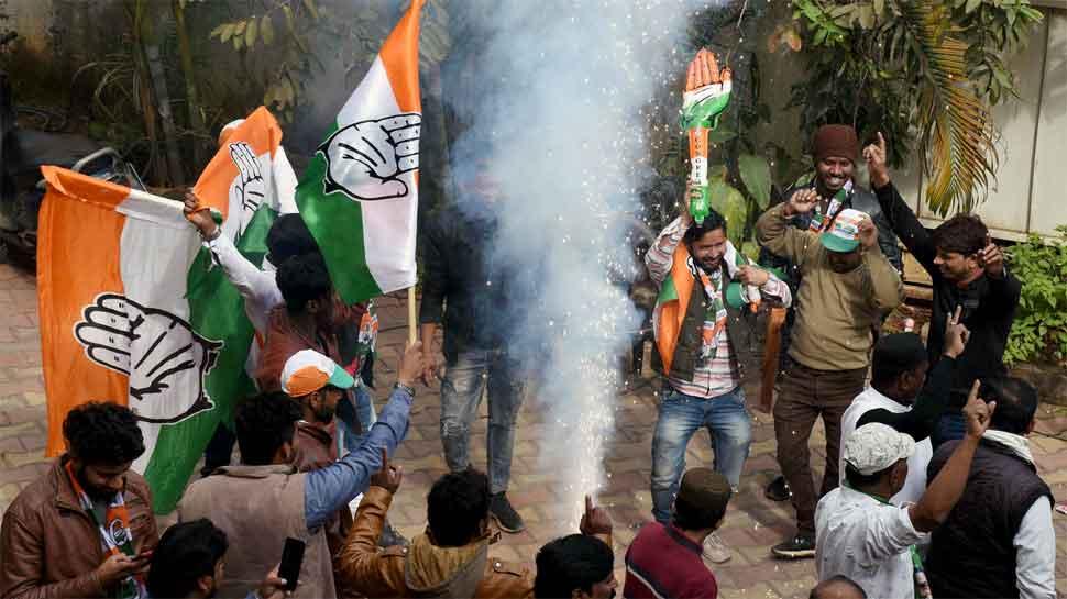 Jharkhand election result 2019: List of Congress winners