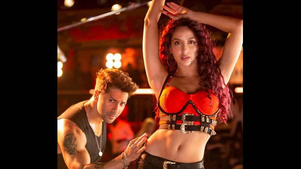 Nora Fatehi in 'hottest song of the year' Garmi, Varun Dhawan teases sneak-peek – Watch