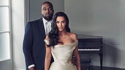 Kim Kardashian and Kanye West gift Michael Jackson's jacket to daughter as Christmas present