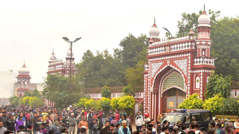 Case filed against 1,200 AMU students for violating Section 144 during anti-Citizenship Act protests