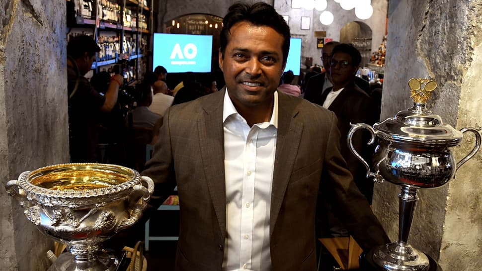 Tennis player Leander Paes announces 2020 as his final year on court