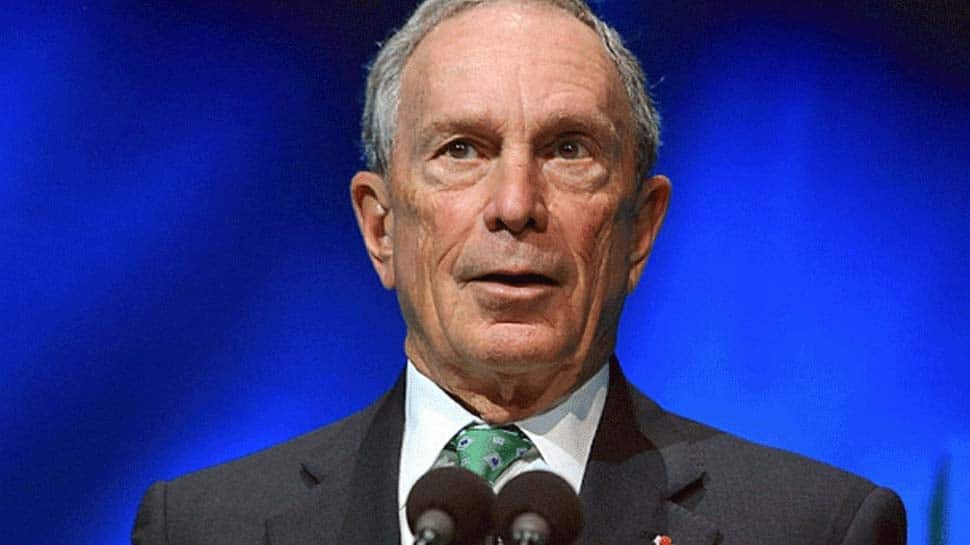 Michael Bloomberg spent $120mn on ads in presidential race