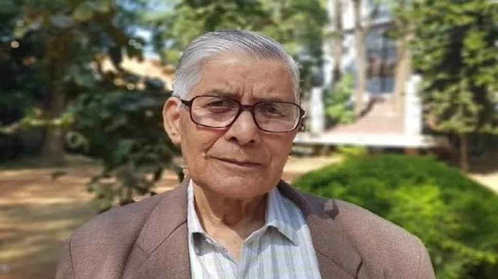 Well-known Hindi author Ganga Prasad Vimal killed in road accident in Sri Lanka