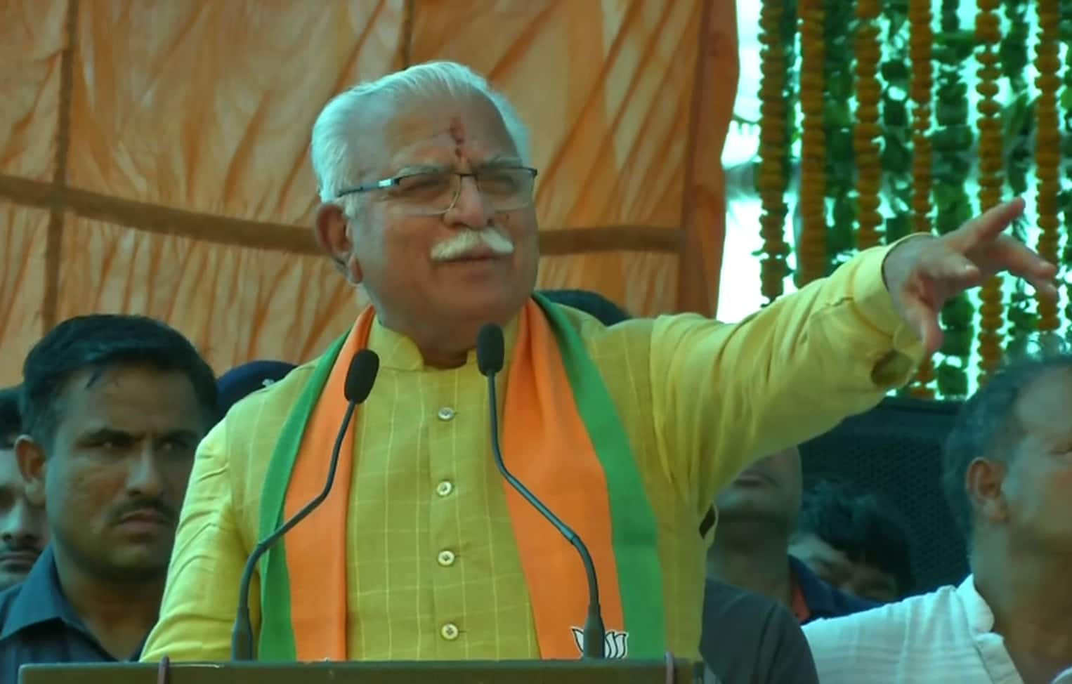 MLA who poses challenge to Manohar Lal Khattar government in Haryana is BJP rebel